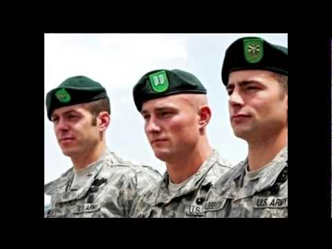JD Micals - The Ballad of The Green Beret Music Videos