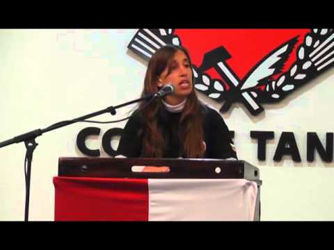 Finalización mandato JR Tandil - María Eugenia Civalleri