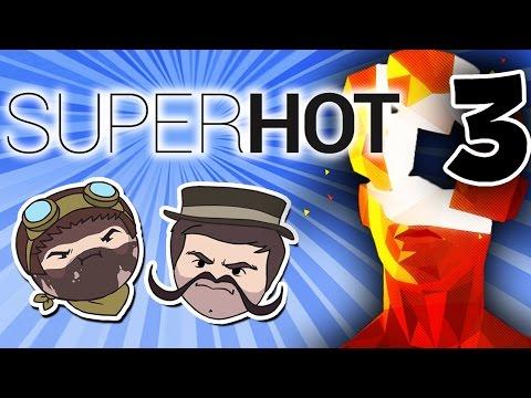 SUPERHOT: Love Tapped - PART 3 - Steam Train