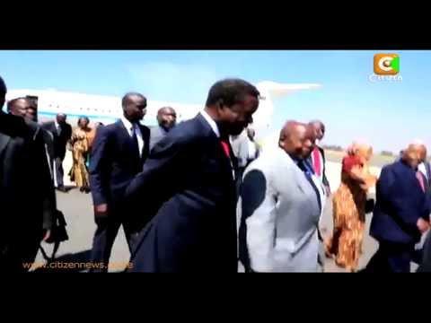 Kuapishwa kwa Mugabe