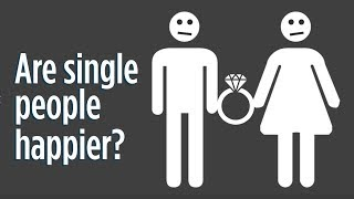 Baixar Are single people happier than those who get married?