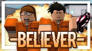 Download Lagu BELIEVER || ROBLOX MUSIC VIDEO Gratis STAFABAND
