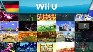 Spiele, Spiele und noch mehr Spiele (Wii U)
