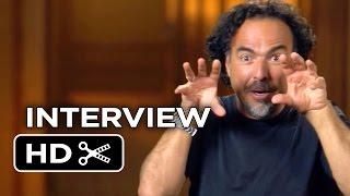 Birdman Movie Interview - Alejandro González Iñárritu (2014) - Emma Stone Movie HD