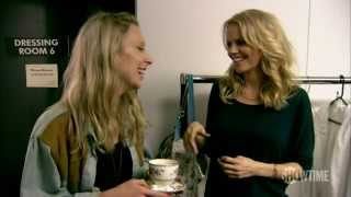 Episodes Season 2: Open Set - Tea Time with Mircea Monroe