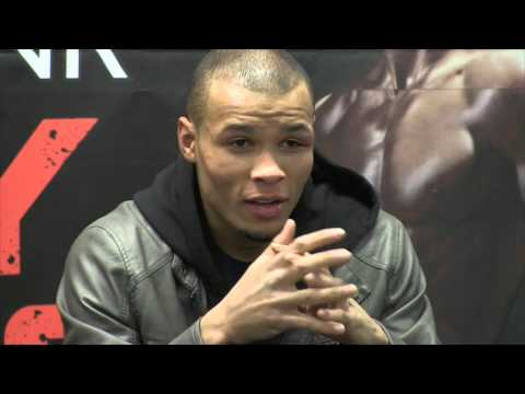 CHRIS EUBANK JNR - 'I THOUGHT THE RUSSIAN REFEREE WAS TRYING TO STICH ME UP SO I  DESTROYED HIM'