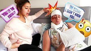 I LOST MY MEMORY PRANK ON MY BABY MOMMA!!! **HILARIOUS**