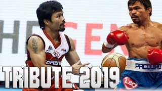 BEST OF MANNY PACQUIAO 2019 | Basketball