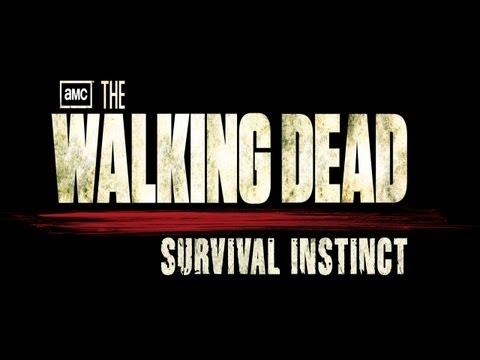 The Walking Dead Survival Instinct #1 - Jogo Tenso