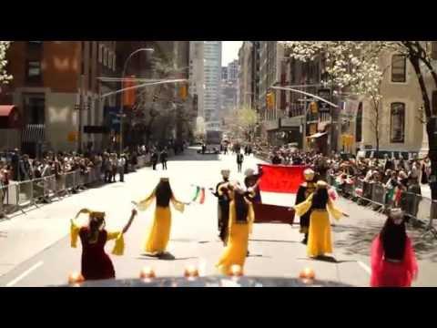 Tajik, Persian parade 2015 NYC, Navruz Parade New York part 4