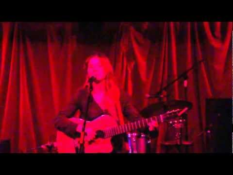 Raimonda Peckyte - River (Live at Water Rats 25/5/2012)