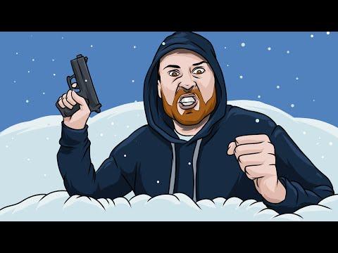 SNOW CRIMINALS (Garry's Mod Hide and Seek)