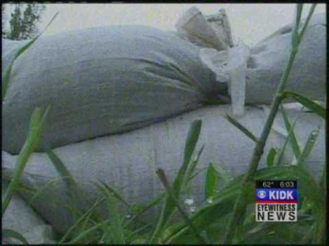 Flood watch, Madison Sheriff's Office giving out free sand bags