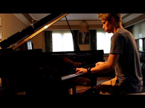 The Script - If You Could See Me Now Piano Cover video