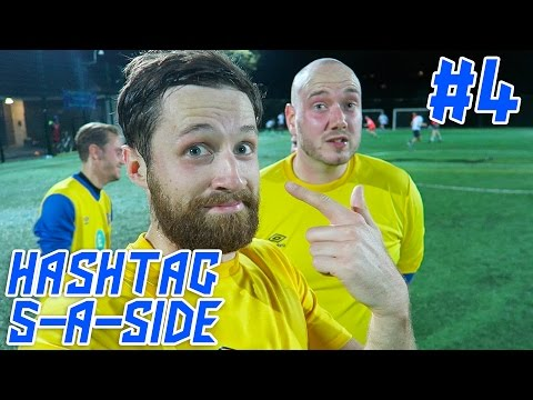 HASHTAG UNITED 5-A-SIDE #4 - MUST WIN GAME!