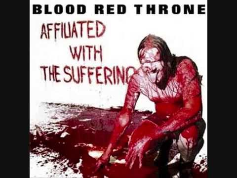 Blood Red Throne - Gather The Dead