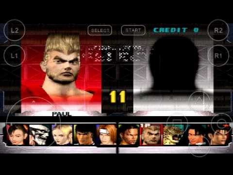 Tekken 3 - android games galaxy s2