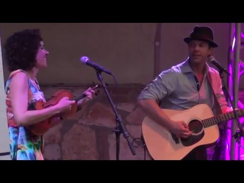 Luke Jacobs and Carrie Rodriguez  ~Chruch Bells~  LIVE IN AUSTIN TEXAS at Guerro's