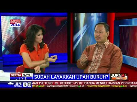 DIALOG: Sudah Layakkah Upah Buruh Indonesia?
