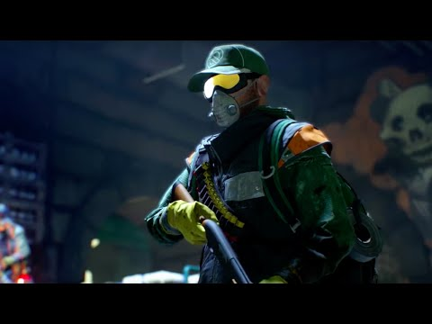 The Division Official Free 1.8 Update Launch Trailer