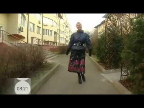 Как сшить теплую, модную юбку