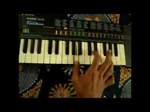 Rihanna Diamond Piano cover with notes...BY ABHISHEK