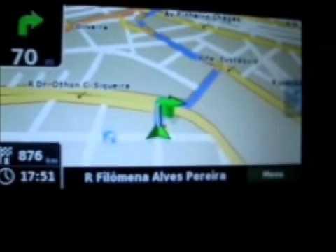 Demonstração/Review GPS Discovery Channel 4.3