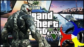 GTA 5 Crysis Modu Nasıl Kurulur ? = How to Install Crysis Mod Gta 5 PC ? =