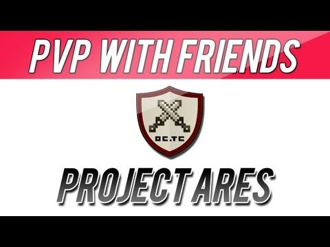 PvP With Friends- Project Ares Tournament- Team Broseidon!