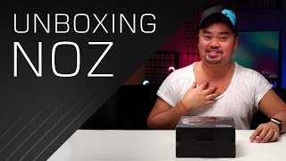 ROCCAT Noz Unboxing   Lightweight Stereo Gaming Headset