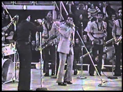 James Brown - Bologna, Italy - Bootsy Collins - April, 1971 - Complete Broadcast video