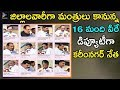 16 Members Of CM KCR New Cabinet Telangana New Cabinet Ministers List 2018 TFC NEWS mp3