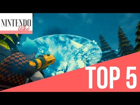 TOP 5 UPCOMING GAMES IN JUNE FOR THE [NINTENDO SWITCH]