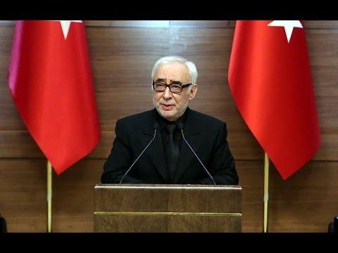 Şener Şen'in ödül törenindeki  konuşması