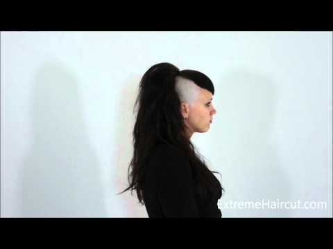 Amanda Had Long Hair - Extremehaircut Model video