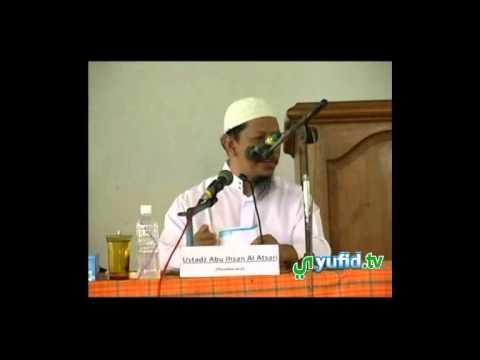 Ceramah dan Konsultasi Keluarga: Hukum Menjewer Telinga Anak - Ustadz Abu Ihsan Al-Atsary