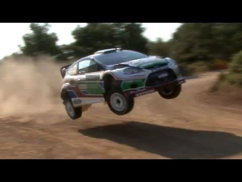 Best of Rallye 2011 [HD]