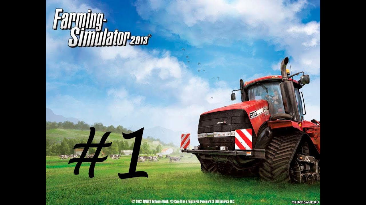 Farm Farming Simulator Farming Simulator 2013 Bölüm