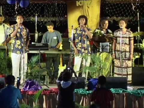 Dokidoki Gospel live in Nadi,Fiji... Uniting the Nation Concert... At Prince Charles Park...