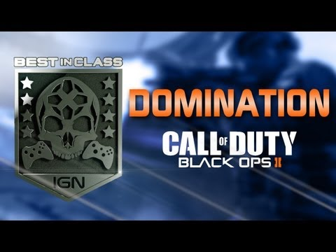 Black Ops 2: Best in Class - Domination Tips and Tricks with bobbya1984