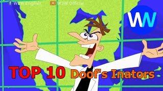 Những phát minh vĩ đại của Doofenshmirtz - TOP 10 Doof's Inators