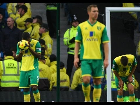 Norwich City Relegated