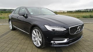 Review and Test Drive: 2016 Volvo S90 Inscription D4