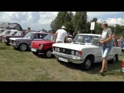 III Spotkanie Pojazdów PRL nad Jeziorem Tarnobrzeskim