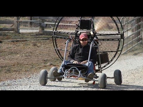PARAMOTOR COMPARISON:  Quad Stability Vs. Trike for Powered Paragliding