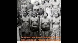 Lombok Tempo Dulu