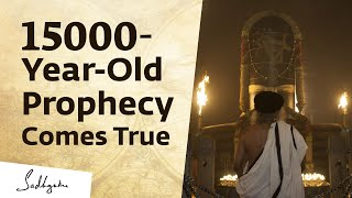 The Legend of Dhyanalinga - A 15,000 Year History - Sadhguru