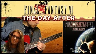 Final Fantasy VI - The Day After [Cover ft. Mark Autumn]