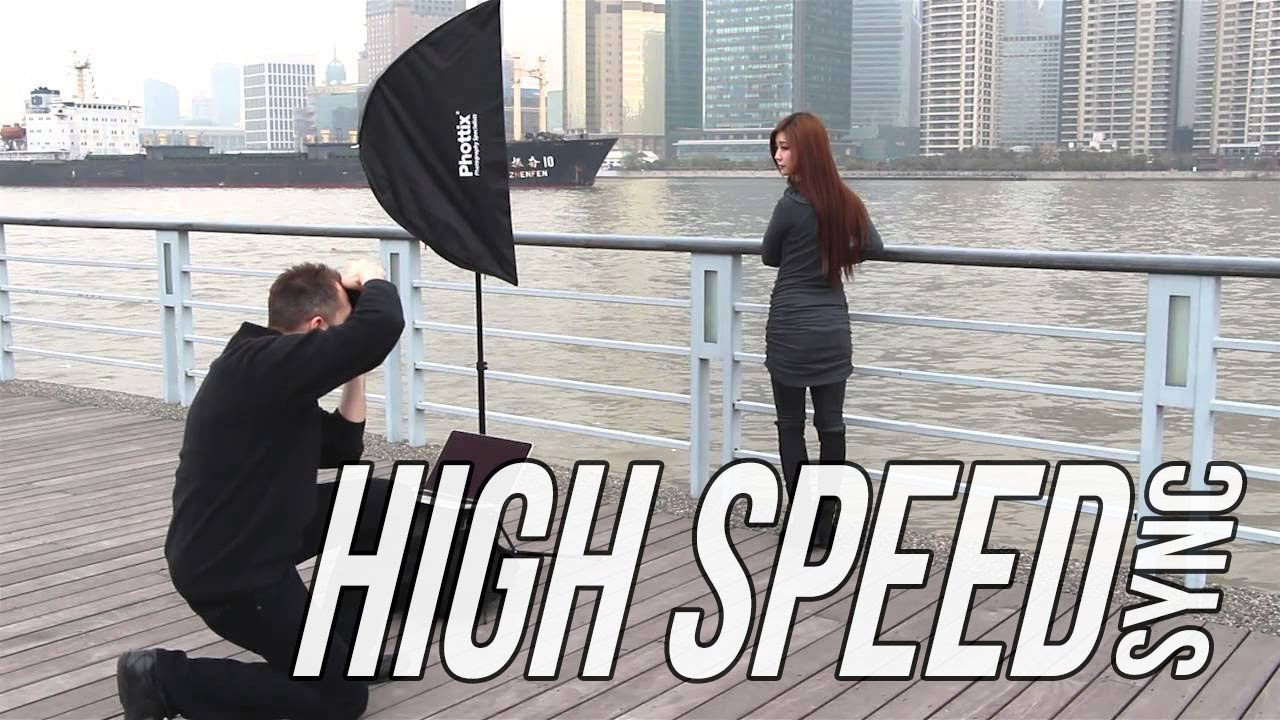 How To Use High Speed Sync Hss For Shooting Portraits