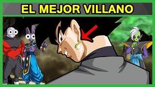 Dragon Ball Super: Por que GOKU BLACK es el MEJOR VILLANO de SUPER